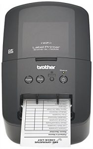 Brother QL-720NW Professional High-speed Shipping Label Printer