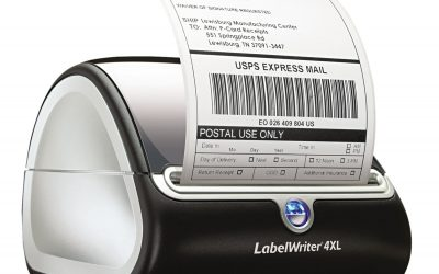 DYMO LabelWriter 4XL Thermal Shipping Label Printer Review