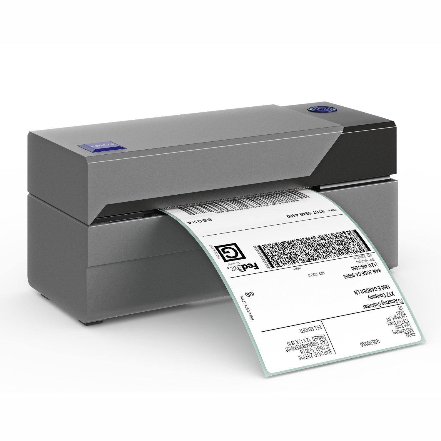Rollo shipping label printer o best label printer for a for Dymo 4x6 label printer