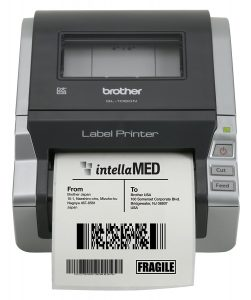 Brother QL-1060N Thermal Shipping Label Printer