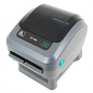 Zebra ZP 450 Thermal Shipping Label Printer