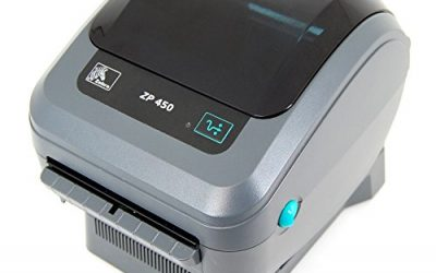 Zebra ZP 450 Direct Thermal Shipping Label Printer Review