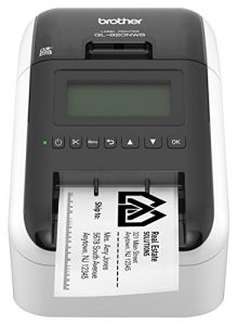 Brother QL-820NWB Thermal Shipping Label Printer Review