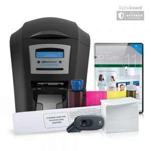 AlphaCard Compass Complete Photo ID Card Printer