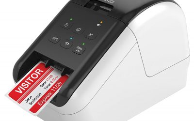 Brother QL-810W Ultra-Fast Thermal Shipping Label Printer